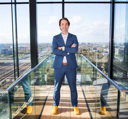 Olivier Rikken nieuwe CEO Ledger Leopard